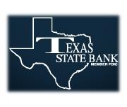 Texas State Bank (Joaquin, TX) logo