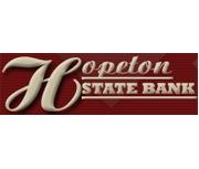 The Hopeton State Bank logo