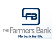 The Farmers Bank, Frankfort, Indiana logo