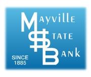 Mayville State Bank logo