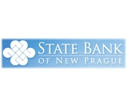 State Bank of New Prague logo
