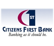 Citizens First Bank (Clinton, IA) logo