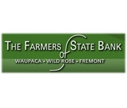 The Farmers State Bank of Waupaca logo