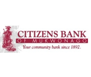Citizens Bank of Mukwonago logo