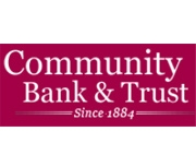 Community Bank and Trust logo