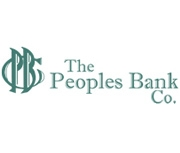 The Peoples Bank Co. logo