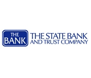 The State Bank and Trust Company logo
