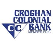 The Croghan Colonial Bank logo