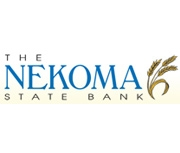 The Nekoma State Bank logo