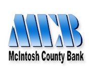 Mcintosh County Bank logo