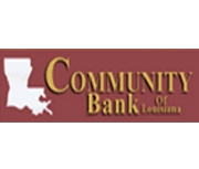 Community Bank of Louisiana logo