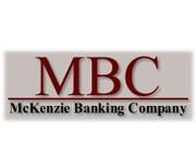 Mckenzie Banking Company logo