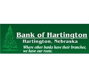 Bank of Hartington logo
