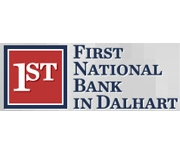 First National Bank In Dalhart logo