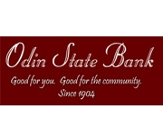 Odin State Bank logo
