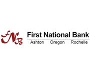 The First National Bank & Trust Company of Rochelle logo