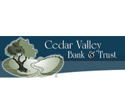 Cedar Valley Bank & Trust logo