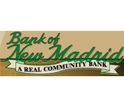 Bank of New Madrid logo
