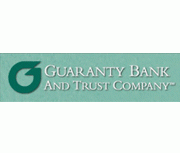 Guaranty Bank and Trust Company logo
