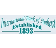 The International Bank of Amherst logo