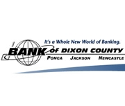 Bank of Dixon County logo