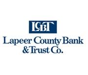 Lapeer County Bank & Trust Co. logo