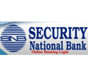 The Security National Bank of Enid logo