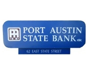 The Port Austin State Bank logo