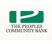The Peoples Community Bank logo