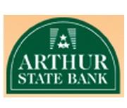 Arthur State Bank logo