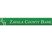 Zavala County Bank logo