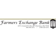 Farmers Exchange Bank (Cherokee, OK) logo