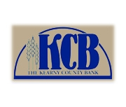 The Kearny County Bank logo
