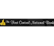 The First Central National Bank of St. Paris logo