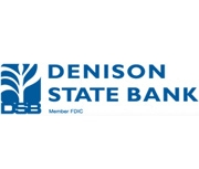 The Denison State Bank logo