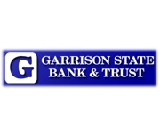 Garrison State Bank and Trust logo