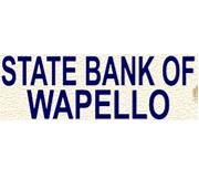 State Bank of Wapello logo