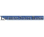 Laurens State Bank logo