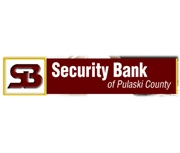 Security Bank of Pulaski County logo