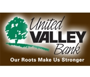 United Valley Bank logo