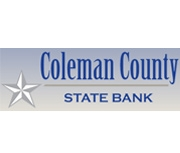 Coleman County State Bank logo