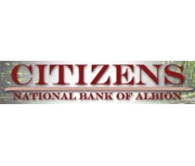 Citizens National Bank of Albion logo