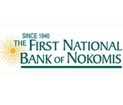 First National Bank of Nokomis logo