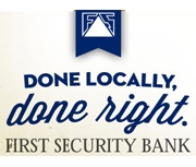 First Security Bank-hendricks logo