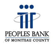 Peoples Bank of Moniteau County logo