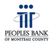 Peoples Bank of Moniteau County logo