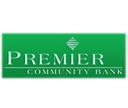 Premier  Community   Bank logo