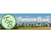 Farmers Bank of Green City logo