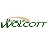 Bank of Wolcott logo