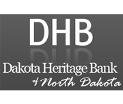 Dakota Heritage Bank of North Dakota logo
